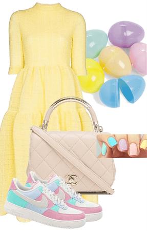 Easter 🐣 look