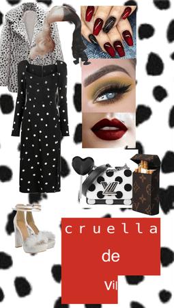 cruella with style