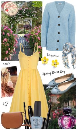 SPRING DRESS (NAT. DRESS DAY)