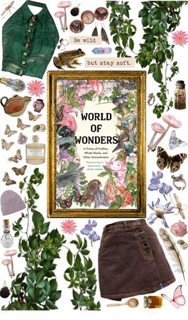 world of wonders 🌸