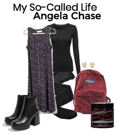 My So-Called Life: Angela Chase