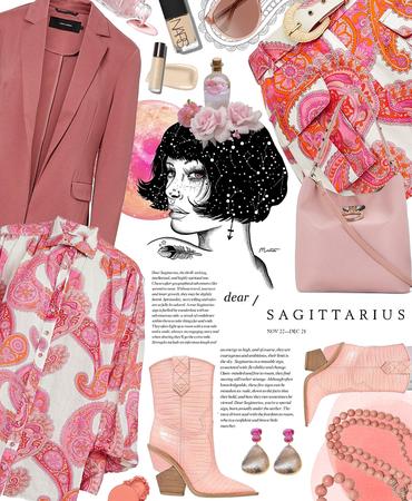 sagittarius divine rose