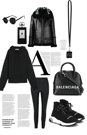 Balenciaga Blackness