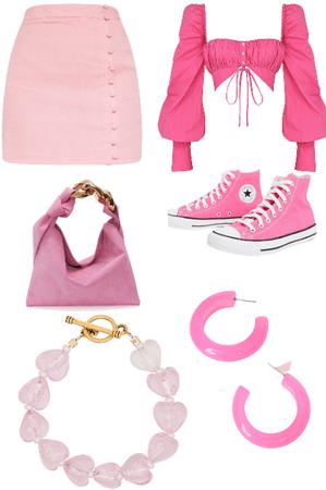 pink 🩰🌸