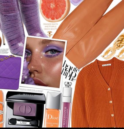 Purple&Orange