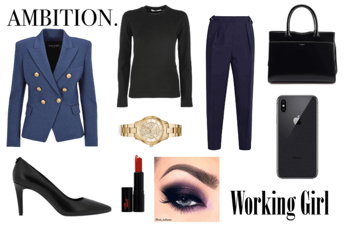 ✨Ambitious Working Girl✨