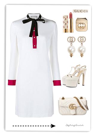 White Gucci