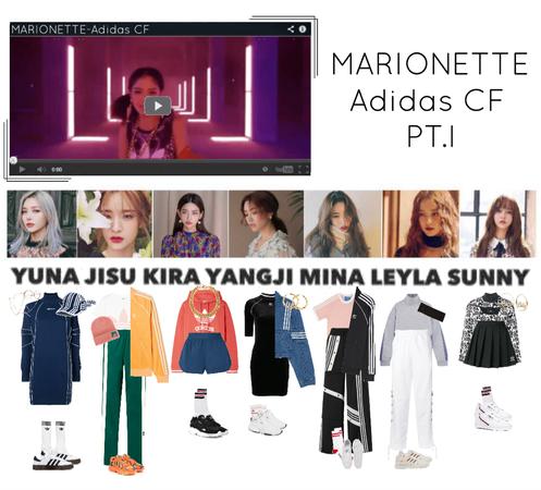 {MARIONETTE} Adidas CF Pt.I