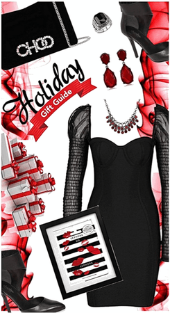 Black and Red Holiday Gift Guide