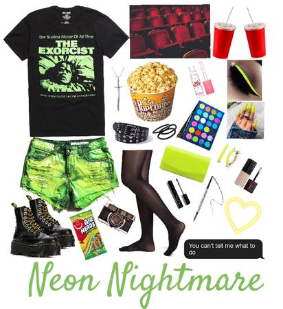 Neon Nightmare