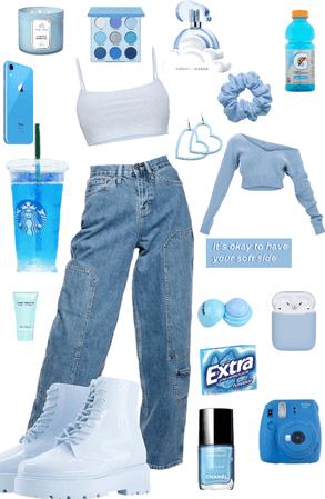 blue 💙💙