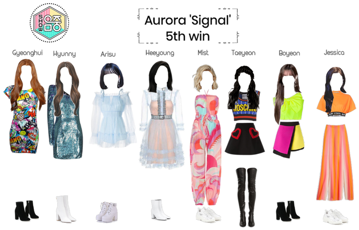 Aurora 'Signal' 5th win