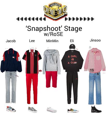Zus//Snapshoot Inkigayo Stage