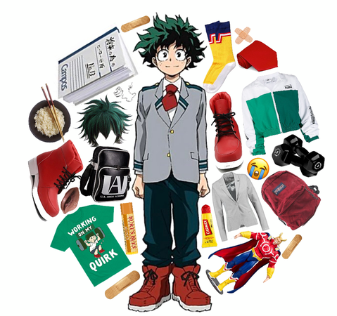 MY HERO ACADEMIA: Deku