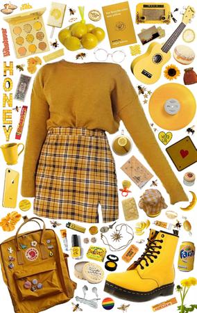 Yellow girl 💛