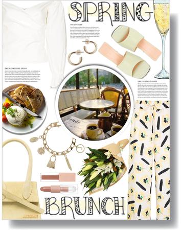 spring brunch 🥂