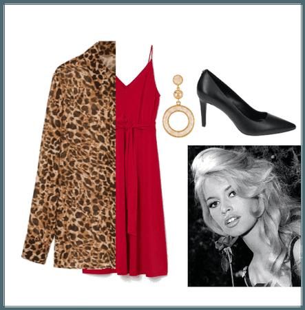 Brigitte Bardot Outfit