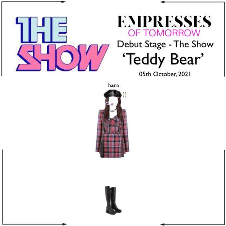 EOT (내일의황후) [𝐇𝐀𝐍𝐀] 'Teddy Bear' Performance