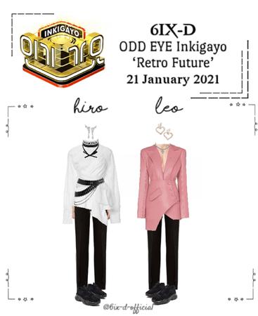 6IX-D [식스디] (HIRO & LEO) Inkigayo 210121