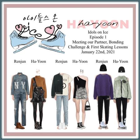 /HA-YOON/ Idols on Ice Episode 1