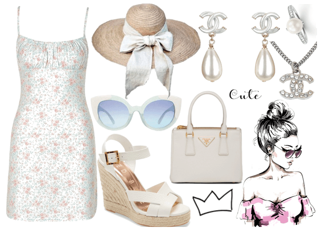 Summer State Of Mind Outfit