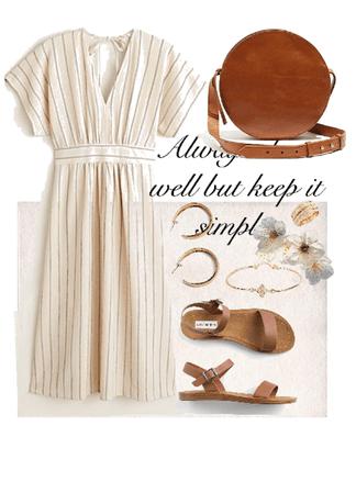 simple summer neutrals