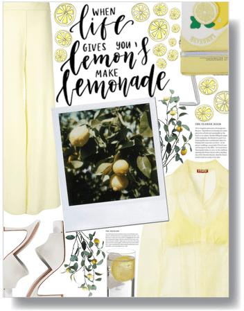 citrus: lemon 🍋