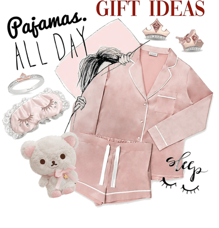 Gift Guide Pajama Girl