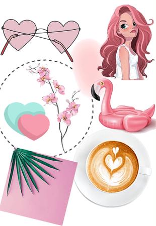 Sara's pink world