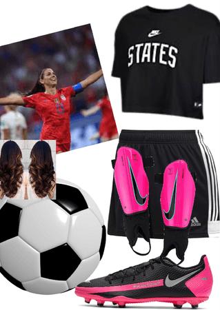 Women's soccer ⚽️