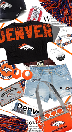 Go Denver Broncos!
