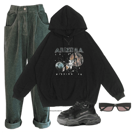 Comfy Balenciaga Streetwear