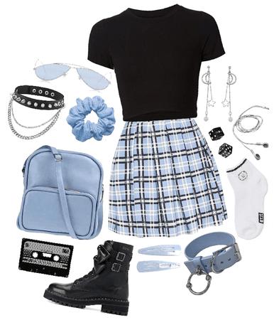 blue baby egirl