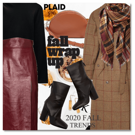 Fall Trend Wrap Up: Plaid