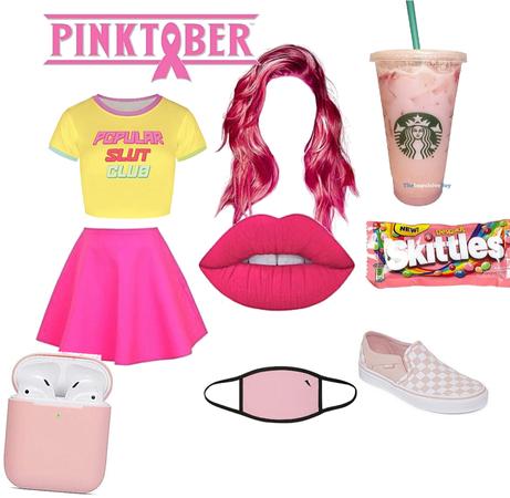 pinky tober