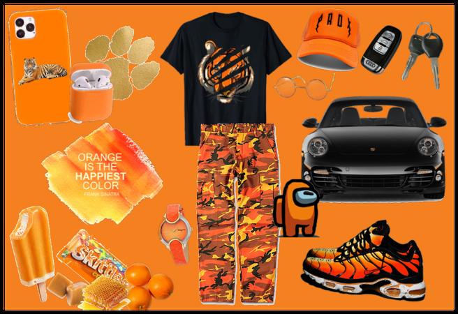 Orange Set🥵