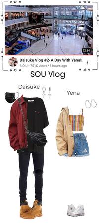 SOU Vlog- A day with Yena (Euphorix)