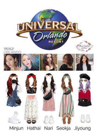 BSW Universal Studios Orlando 190621