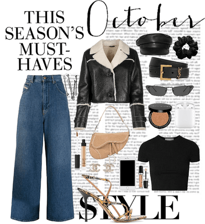 THIS SEASONS MUST-HAVES / OCTOBER