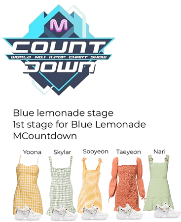 blue lemonade special stage