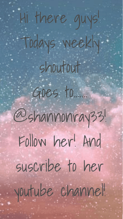 follow her! and subscribe to her YouTube channel!