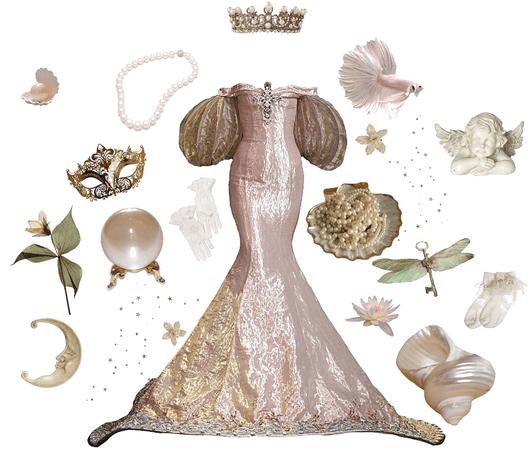 Victorian Princess of the Ocean