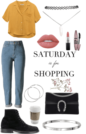 14 // shopping day