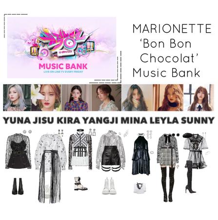 {MARIONETTE} 'Bon Bon Chocolat' Music Bank