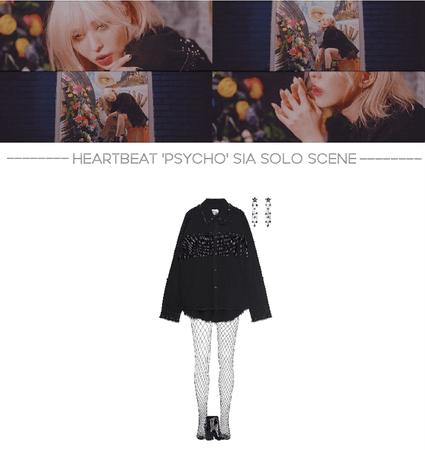 [HEARTBEAT] 'PSYCHO' SIA SOLO SCENE