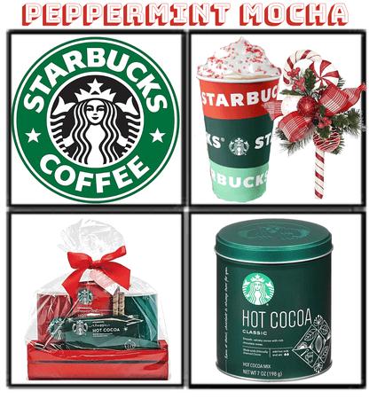 Peppermint Mocha—Winter Starbucks Style Challenge