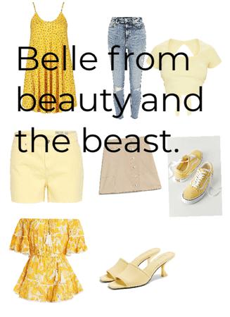 Modern belle.
