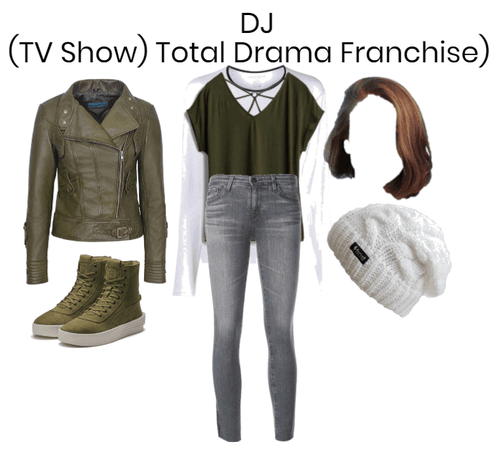 DJ (Total Drama Franchise)