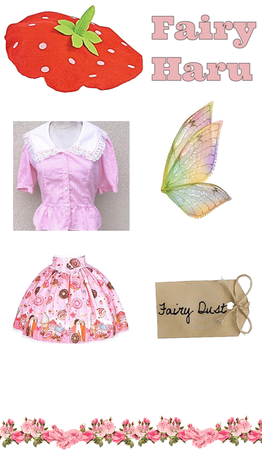 Fairy Haru Outfit