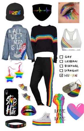 another pride outfit